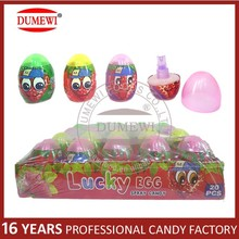 Dinosaur Egg Toy Spray Candy/ Dinosaur Egg Shape Spray Liquid Candy