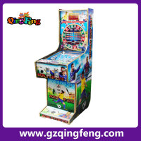 Qingfeng Pachislo / Pachinko 5balls pinball game machine manufacturer