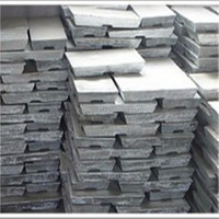 Zinc ingot with high purity competitive price Min 99. 995% Zn Content