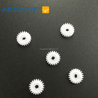 High precision plastic spur gear for customization
