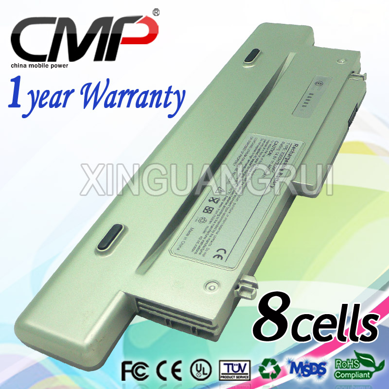 CMP A Quality 100% Brand New With 12months Warranty 8cells laptop battery for Dell 300M Latitude X300
