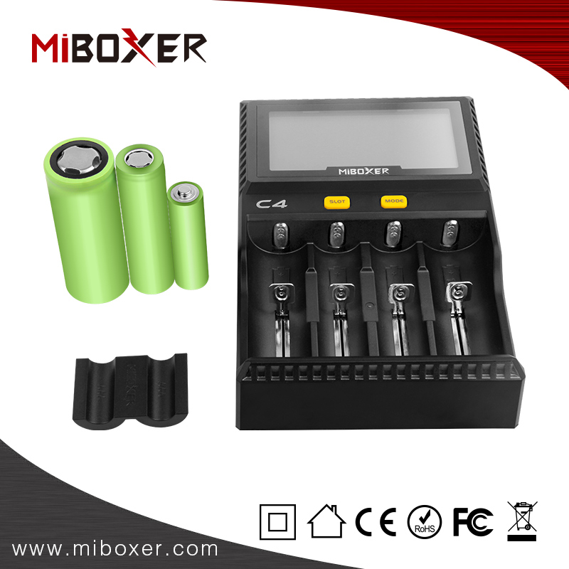 Miboxer C4 Portable Battery Charger