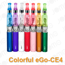 Unique design 2014 new innovative products health&medical Ego- ce4 e cigarette dual tank e-cig