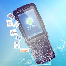 Tousei TS-901 touch screen industrial pda android with WI-FI/GPRS/WCDMA