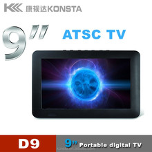 Portable ATSC/DVB-T2/ISDB-T TV Tuner For Mobile Phones/Pad Digital