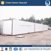 New Refrigerated Van Truck For Sale / Refrigerator Cooling Van for sale