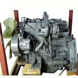 High Quality 4BG1T Complete Engine 4BG1 Diesel Engine Assy For ISUZU Excavator
