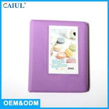 Clover candy color Fuji instax mini book Album for instax mini 8 7s 25 90