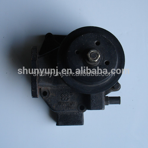 diesel engine parts water pump, Changchai 390 diesel engine water pump