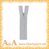 #3 invisible nylon lace zipper for skirt C/E A/L