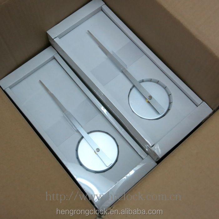 Nuevo dise o hermoso embalaje diy reloj de pared de - Mecanismo reloj pared barato ...