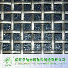 2017 China Supply Square Crimped Wire Mesh