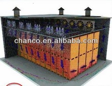 Best quality cheapest industrial lumber dry kiln for sale