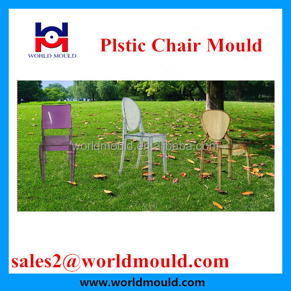 Eco-friendly ABS 3D drawing plastic chair moulds