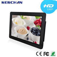 15.6 Inch android tablet pc wall mounted android tablet 4gb ram , mini lcd portable dvd player