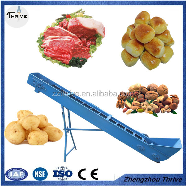 Agriculture grain conveyor equipment/nut pick select conveyor for sale