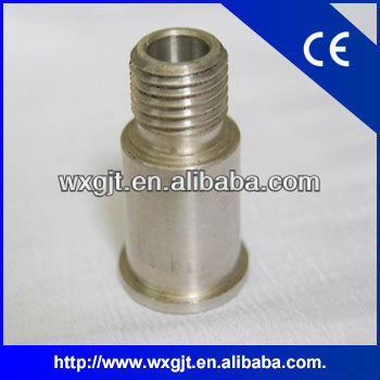 Alloy steel 6-axis cnc machine parts with high precision