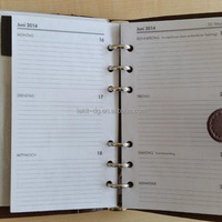 Daily Planner Organizer Notebook