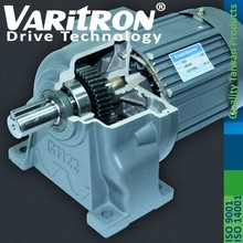 Varitron Gearbox Speed Reducer Motor gear box helical GEAR REDUCER