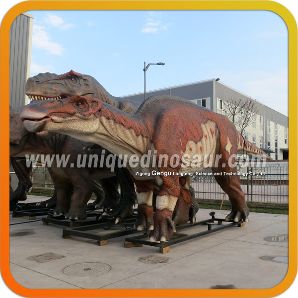 Outdoor Playground Zigong Inflatable Giant Dinosaur