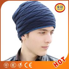 Boy Pom Knitted Beanie Hat