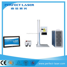 New Design Animal Cattle Ear Tag Fiber laser marking machine for Sale