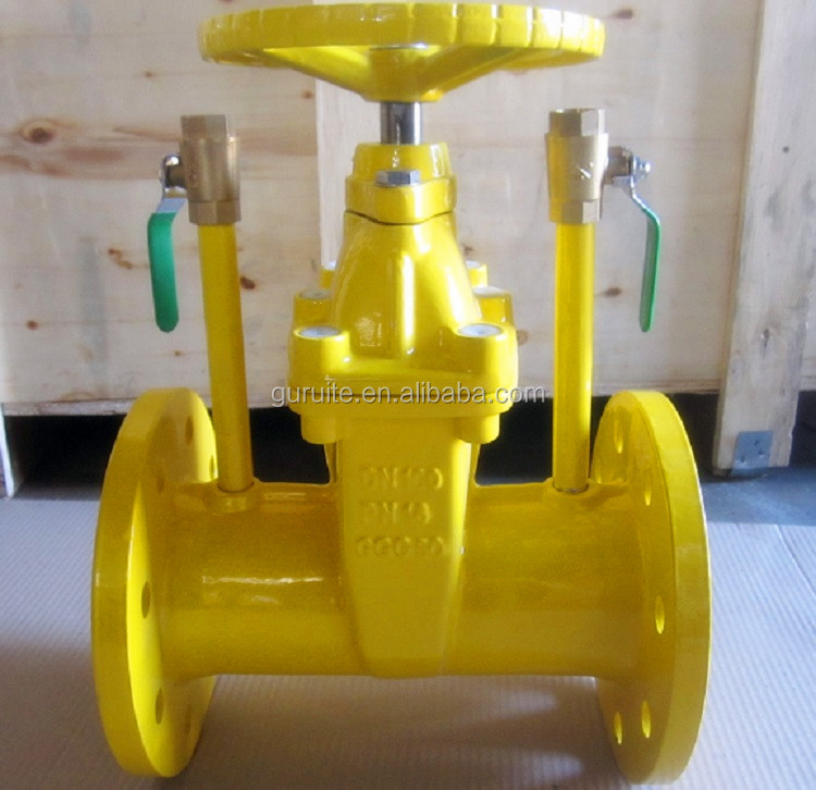 ISO/CE Metal Seat MSS SP-70 Non-Rising Stem Gate Valve