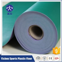 Yichen 4.5mm long life pvc sports flooring for futsal court