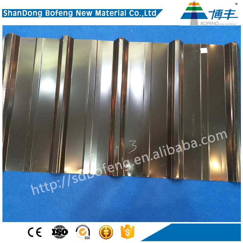 Market popularity Specialty corrugated sheet for roof