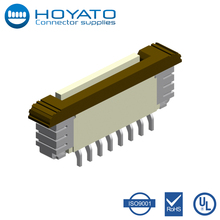 FPC CONNECTOR PITCH 1MM T/H&R/A&SMT TYPE 1 MM PITCH FPC CONNECTOR