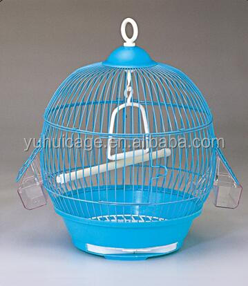 cheap indoor blue wire parrot bird standing houses 23B-A