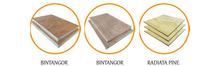 bintangor plywood for construction