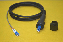 Fiber to the Antenna Ruggedized Optical Cable Assembly for Antenna Connection
