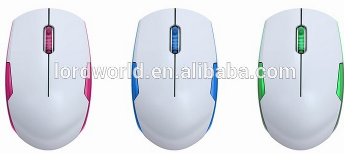 new arrival product custom logo ergonomic rohs bulk 2.4ghz 3d personalized wireless computer usb mini optical mouse