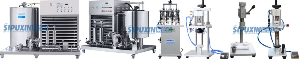 Sipuxin_50-300L 3 in 1 cosmetic machine to make perfume