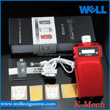 2014 New Transformers Mod Touch Screen 30W 0.3ohm DOVPO E-MECH VS DNA 30 Mod