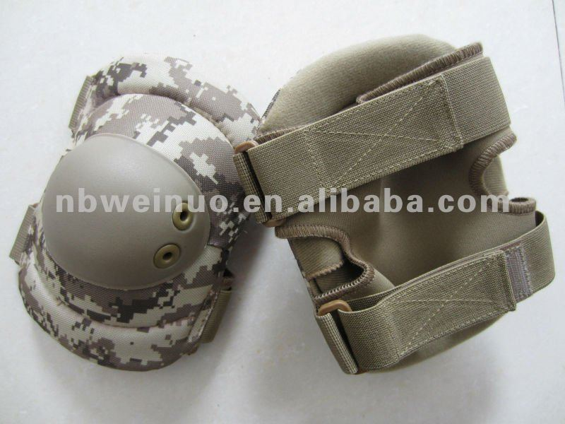 camo elbow pad elastic elbow support protector