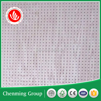 perforated board
