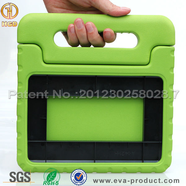 For amazon kindle case , EVA foam rubber bumper case and cover for kindle fire hd 7 in 2014