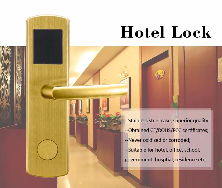 Hotel Door Lock System How It Works With Factory Direct Support