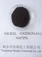 Plastic oxide nickel(2+) oxide powder Ni2O3 made in China