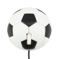 Bulk items football shape wired new cool best simple mouse