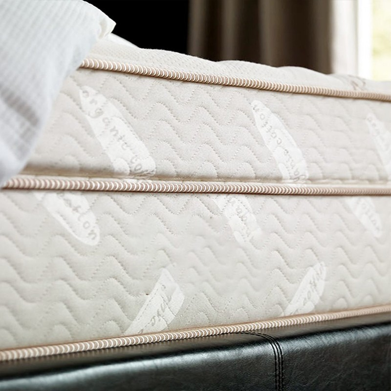 punk 5 star hotel innerspring queen size mattress/natural coconut palm mattress for sale - Jozy Mattress | Jozy.net