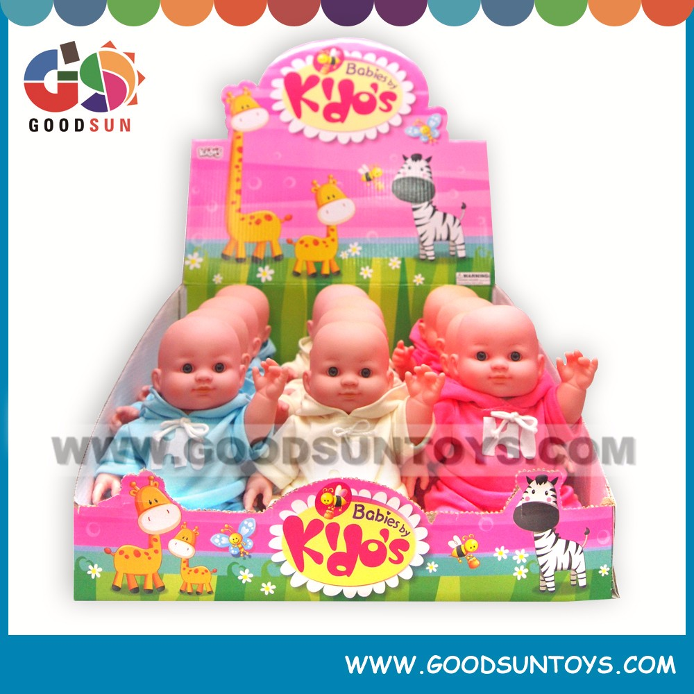 9 inch my little baby doll Kidos doll wholesale set toy doll