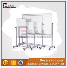 Best price school stationary whiteboard, commercial use whiteboard, white board with wheels