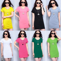 2016 Guangdong New Arrival Sexy Rubber Dresses For Women