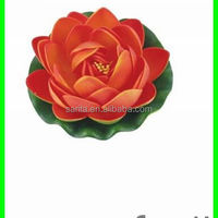 Wholesale Cheap Plastic Flower Artificial Floating