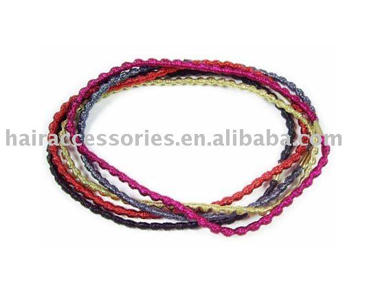 Metallic Twisted Elastic Band