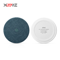 10w 5v 2a Phone Qi Fast Wireless Charger For Iphone Samsung