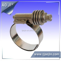 Heavy duty American style clamp 14.2mm,high pressure hose clamps,american hose clamp